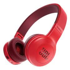 <b>Беспроводные наушники JBL E45BT</b>, красный — купить в ...