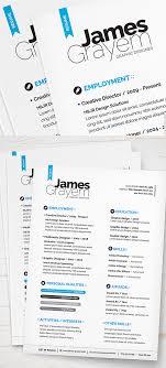 elegant modern cv resume templates psd bies resume cover letter cv template psd