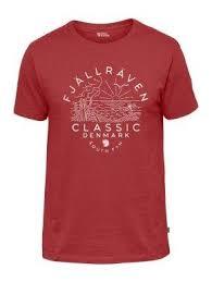 <b>Футболка Fjallraven Classic</b> DK <b>T</b>-<b>Shirt</b> - купить по лучшей цене в ...