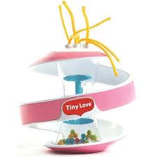 Игрушка-<b>погремушка</b> развивающая <b>Tiny love</b> с веревочками ...