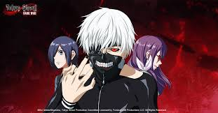 3D mobile game based on <b>Tokyo Ghoul</b>--Officially authorized by ...