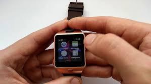 <b>Умные часы Smart Watch</b> DZ09 - обзор смарт часы телефон ...