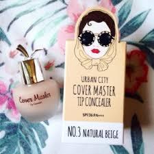 <b>Консилер Urban</b> City Cover master tip <b>concealer</b> | Отзывы ...