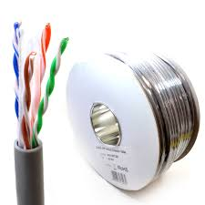 cata cat a utp copper ethernet network solid cable reel m cat6a cat 6a utp copper ethernet network solid cable reel 100m