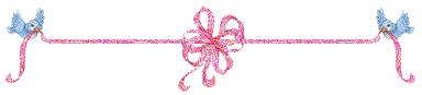 Resultado de imagen para barra separadora flores celestes