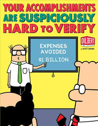 dilbert your accomplishments are suspiciously hard to verify add a new cover
