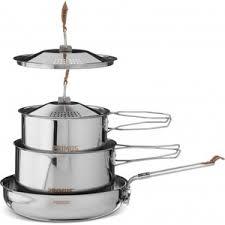 <b>Набор</b> походной <b>посуды Primus CampFire</b> Cookset S/S купить в ...