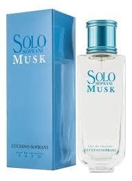 Luciano Soprani Solo Musk купить элитный мужской парфюм ...