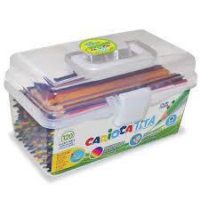 <b>Набор карандашей цветных CARIOCA</b> TITA 120шт, в Оптоклубе ...
