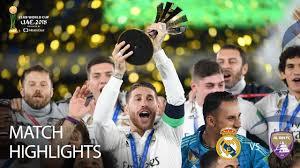 <b>Real Madrid</b> v Al Ain | FIFA Club World Cup UAE <b>2018</b> | Match ...