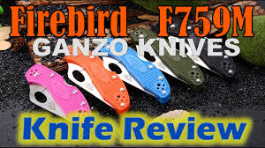 Review of the <b>Firebird F759M</b> by <b>GANZO</b> - YouTube