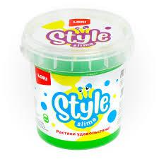 "STYLE <b>SLIME</b> классический ""Зеленый с ароматом яблока"""