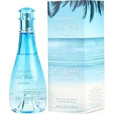 <b>Davidoff Cool Water Exotic</b> Summer Woman Eau De Toilette Spray ...
