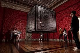Anila Quayyum Agha: Between <b>Light and Shadow</b> | The Toledo ...