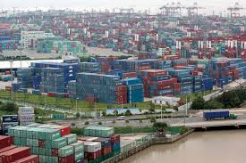 new players on the world stage chinese provinces and n as s largest city over 23 million inhabitants shanghai accounts for about a quarter of s trade reuters aly song