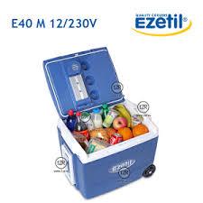 Термоэлектрический автохолодильник <b>Ezetil E40</b> M 12/230V
