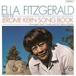 Sings the Jerome Kern Song Book album by Ella Fitzgerald