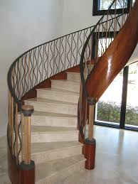 Custom Stair Railing Classic Iron Decor A Classic Iron Decor Inc