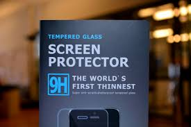 True Hardness of A <b>Tempered Glass Screen</b> Protector | Mobile ...