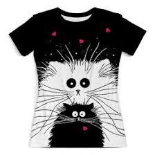 """Женская одежда c неординарными принтами """"catcat"""" - купить в ..."""