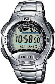 Наручные <b>часы</b> электронные мужские <b>Casio</b> Collection <b>W</b>-<b>753D</b>-<b>1A</b>