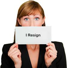 10 sample resignation letters