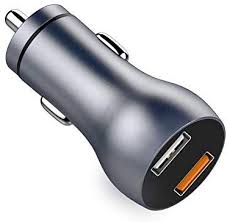 Car Charger, Quick Charge 3.0, Dual USB 5.4A/30W ... - Amazon.com