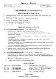Aaaaeroincus Pleasing Resume Sample Customer Service Positions With Glamorous Need A Good Resume Template For Your Resume With Extraordinary Top Resume