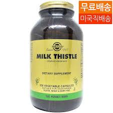 <b>Solgar</b> FP Milk Thistle 250 Vegetable Capsules