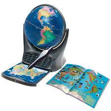 2601 - Интерактивный <b>глобус Oregon</b> Smart Globe