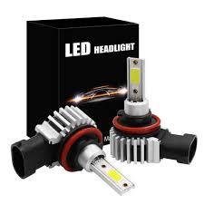1 <b>Pair LED Car</b> License Number Plate Light Lamp Bulbs For VW ...