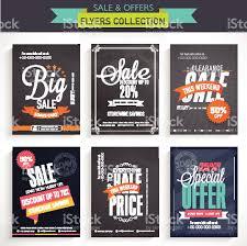 set of big flyers stock vector art istock set of big flyers royalty stock vector art