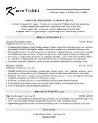 executive administrative assistant resume  resumecompanion com    skills based resume template administrative assistant   sample