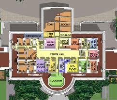 Third Floor   White House MuseumWhite House Residence Third Floor