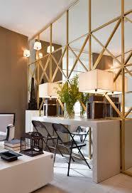 living room mirror ceiling villa