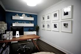 white leather office chair home theater eclectic with blue wall danish danish image by gaile guevara blue white home office