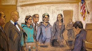 سان بول - السجن لاربعة أشخاص بتهمة التآمر للانضمام إلى الدولة الاسلامية