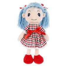 <b>Мягкая Игрушка Maxitoys</b>, <b>Кукла</b> Стильняшка с Голубыми ...