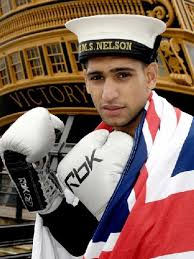 The British Gazette » Amir Khan, WBA light-welterweight champion ... via Relatably.com