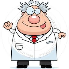 Image result for mad scientist clipart