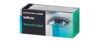 Купить <b>контактные линзы SofLens</b> Natural Colors (2 линзы) по ...