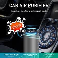 <b>GIAHOL Air</b> Purifier with HEPA Filter Fresh <b>Air Anion Car Air</b> Purifier ...