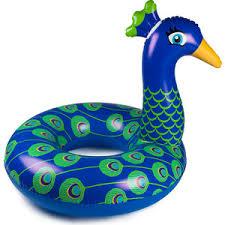 <b>Круг надувной BigMouth Peacock</b> | www.gt-a.ru
