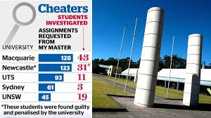 uni cheats kicked out newcastle herald i think we ve always known there are various forms students use for cheating but we have a very strong process in place here