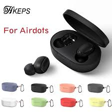 <b>Candy colors Case For</b> Xiaomi AirDots TWS Bluetooth Headset Soft ...