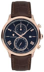 Купить Наручные <b>часы WAINER WA</b>.19588-<b>C</b> по выгодной цене ...