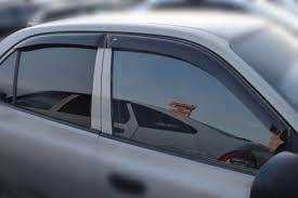 <b>Дефлекторы</b> боковых <b>окон Hyundai</b> Accent Tagaz (2001-2012 ...