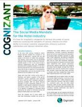 The Social Media Mandate for the Hotel Industry