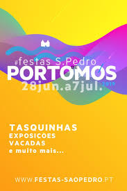 Festas de S.Pedro em Porto de Mós a decorrer — MYWAY