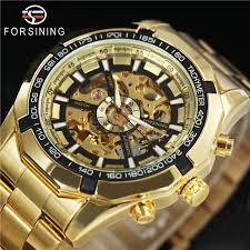 Aliexpress.com : Buy <b>Forsining Brand Silver</b> & Gold Luxury <b>Stainless</b> ...